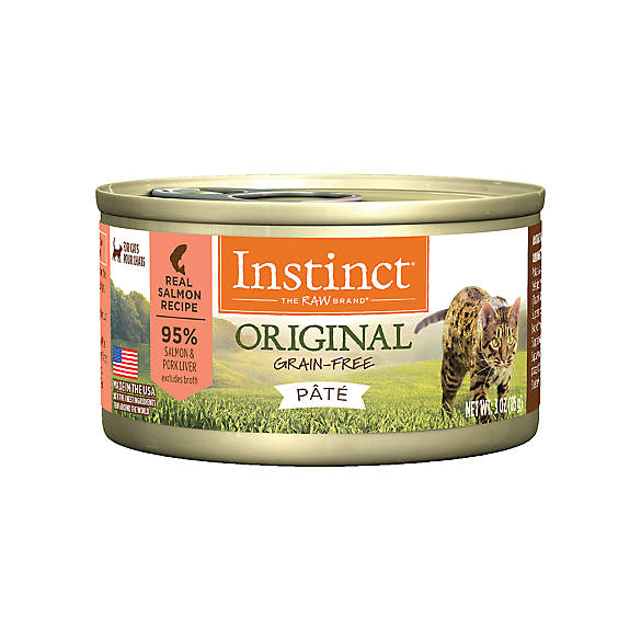 Grain Free Wet Cat Food Canada