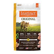 Nature's Variety® Instinct® Cat Food - Grain Free, Chicken
