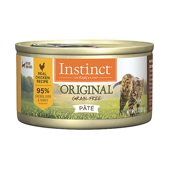 Nature S Instinct Cat Food Chicken