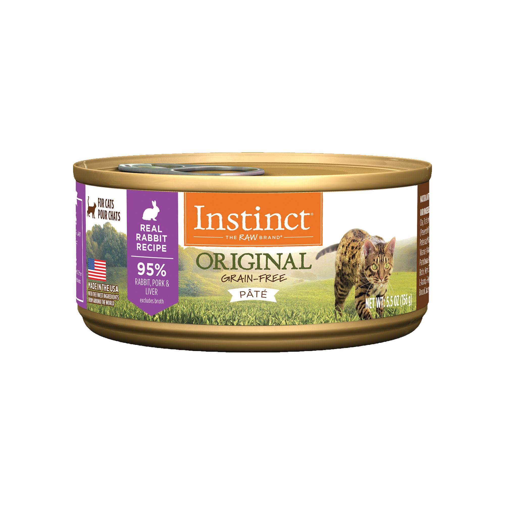 Nature S Variety Instinct Cat Food Grain Free Cat Wet Food