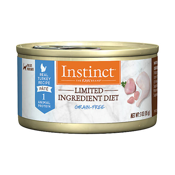 Nature S Variety Instinct Limited Ingredient Cat Food