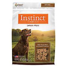 Nature's Variety® Instinct® Grain Free Dog Biscuit