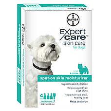 Bayer Expert Care Spot On Dog Skin Moisturizer