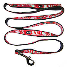 University of Georgia NCAA Bulldog Leash
