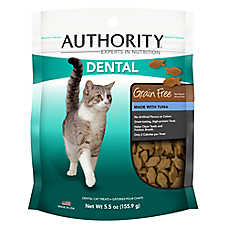 Ingredients Of Authority Cat Food