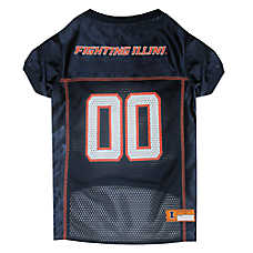 University of Illinois Fighting Illini NCAA Jersey