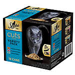 Sheba® Cuts Variety Pack Cat Food