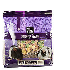 All Living Things® Daily Diet Mouse & Rat Food