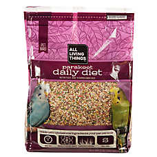 All Living Things® Parakeet Daily Diet
