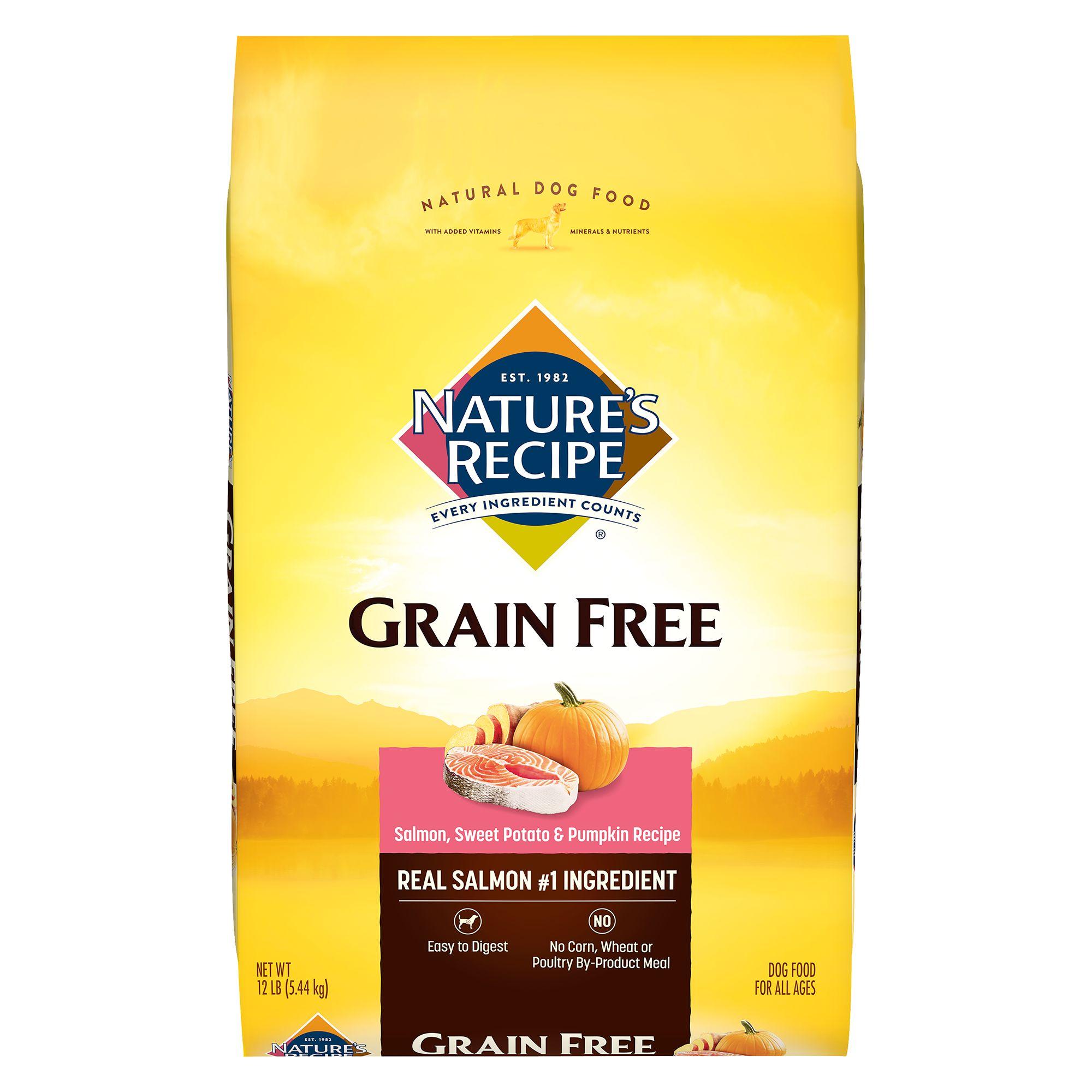 dog grain free food