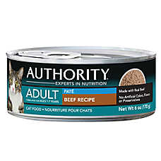 Authority® Pate Adult Cat Food