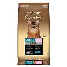 Authority® Grain Free Adult Cat Food - Salmon & Potato