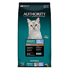 Authority® Indoor Adult Cat Food - Tuna & Rice
