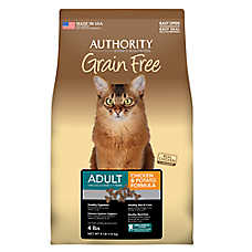 Authority® Grain Free Adult Cat Food - Chicken & Potato
