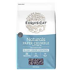 ExquisiCat® Naturals Paper Multi-Cat Litter