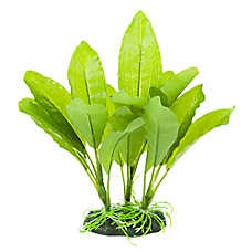 National Geographic™ Spear Leaf Aquarium Plant