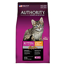 Authority® Kitten Food