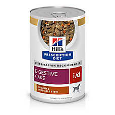 Hill's® Prescription Diet® i/d Digestive Care Dog Food - Chicken & Vegetable Stew
