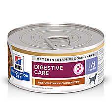 Hill's® Prescription Diet® i/d Digestive Care Low Fat Dog Food - Rice, Vegetable & Chicken Stew