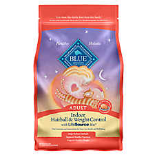 BLUE™ Indoor Hairball & Weight Control Chicken & Brown Rice Adult Cat Food
