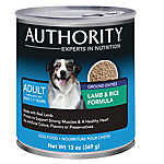 Authority® Ground Adult Dog Food