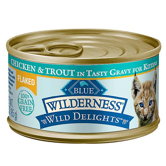 Petsmart Blue Wilderness Cat Food