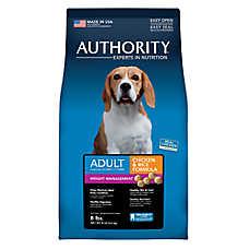 Authority Weight Management Dog Food