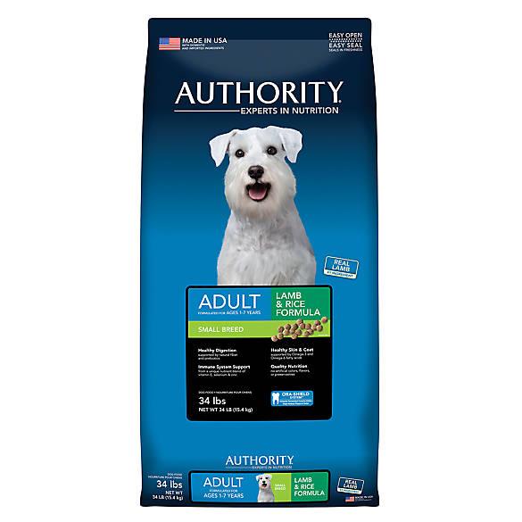 Authority Adult Dog Food