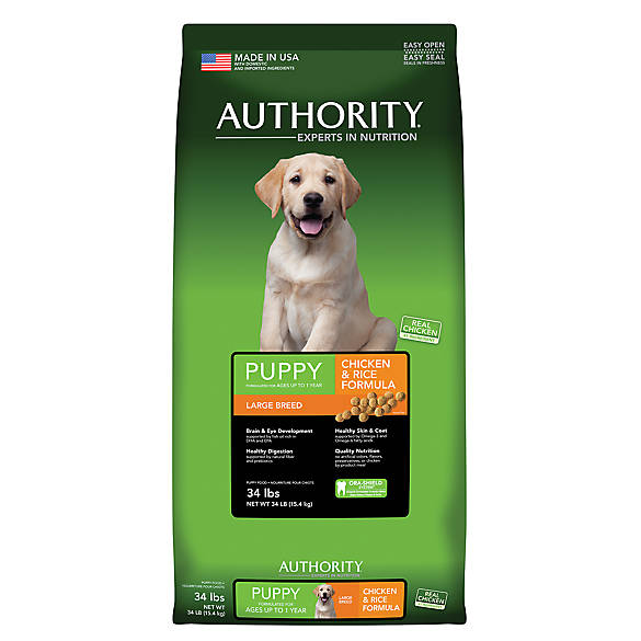 Purina Dry Dog Food For Large Breed Puppy