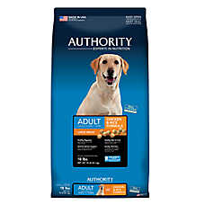 Authority® Large Breed Adult Dog Food - Chicken