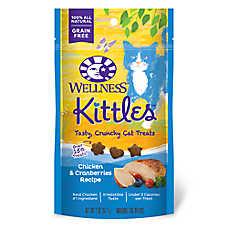 Wellness® Kittles Natural Grain Free Cat Treats