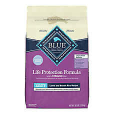 BLUE Life Protection Formula® Lamb & Brown Rice Large Breed Adult Dog Food