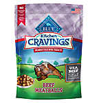 BLUE Kitchen Cravings™ Meatballs Dog Treat