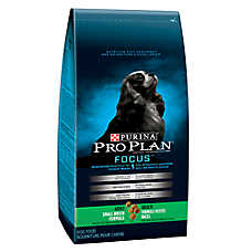 Purina® Pro Plan® Focus Small Breed Adult Dog Food