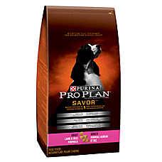 Purina® Pro Plan® Savor® Adult Dog Food - Lamb & Rice