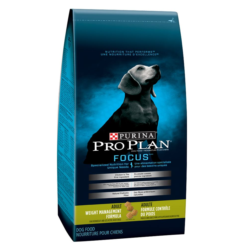 Purina Pro Plan Focus Weight Management Adult Dog Food
