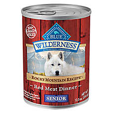 BLUE Wilderness ™ Rocky Mountain Recipe™ Senior Dog Food