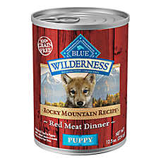 BLUE Wilderness ™ Rocky Mountain Recipe™ Puppy Food