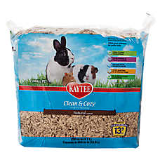 KAYTEE® Clean & Cozy™ Natural Small Pet Bedding