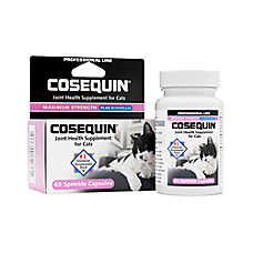 Cosequin® Joint Health Maximum Strength + Boswellia Cat Supplement