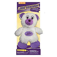 SENTRY® Good Behavior® Cuddlin' Companion Bear Dog Toy