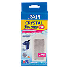 API® Crystal Bio-Chem Zorb Filtration Media Cartridge