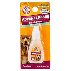 ARM & HAMMER™ Advanced Care Chicken Flavor Fresh Breath Dog Breath Drops