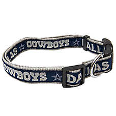 4ed69d3d853 Dallas Cowboys NFL Dog Collar