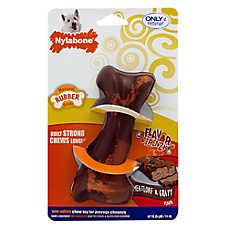 Nylabone® Flavor Frenzy Meatloaf & Gravy Dog Toy