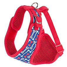 Top Paw® Bone Print Vest Harness