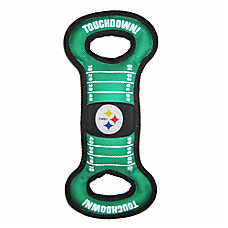 Pittsburgh Steelers NFL Field Dog Toy