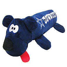 Dallas Cowboys NFL Tube Dog Toy