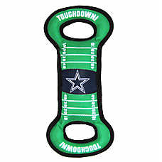 Dallas Cowboys NFL Field Dog Toy