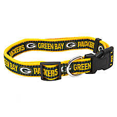 Green Bay Packers NFL Dog Collar